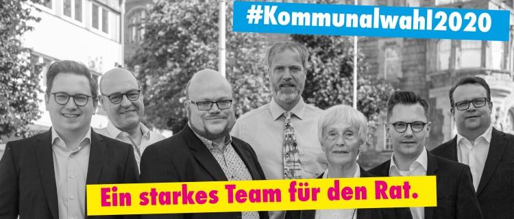 FDP Remscheid - Wofür wir stehen